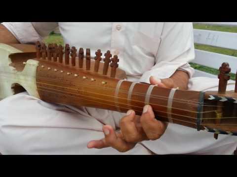tujhey dekhen meri ankhen in rabab (rafi)