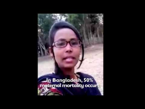 Meet our girl champion Moni Begum from Bangladesh