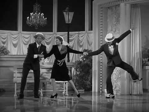 "Holiday Inn (1942) -- ""I'll capture her heart dancing"""