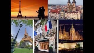 Bronze Key Gala: Win A Trip From Paris To Prague