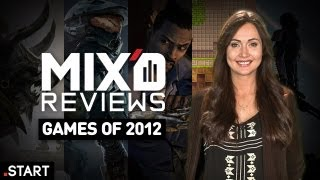 Games of 2012 -- Mix'd Reviews