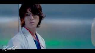 I really like Kazuya playing such roles. And I don`t get it why he ...