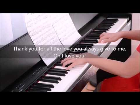 A Little Love (Fiona Fung) Piano Cover (Full)