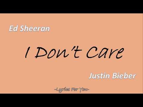 [lyrics-+-clean]-i-don't-care---ed-sheeran-&-justin-bieber