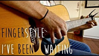 I've Been Waiting (Lil Peep, Fall Out Boy & ILoveMakonnen) - Guitar Fingerstyle Cover Video