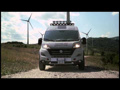 Fiat Ducato 4x4 Expedition - Opening new roads