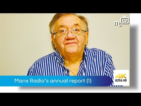 Manx Radio's annual report (1)