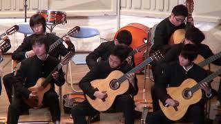 芝学園ギター部、2008年ウィンターコンサート。 2008年11月30日、芝学園...