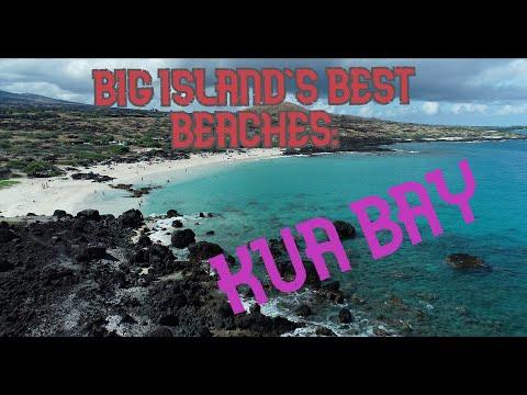 Best Beaches Big Island - Kua Bay | Ali'i Adventures