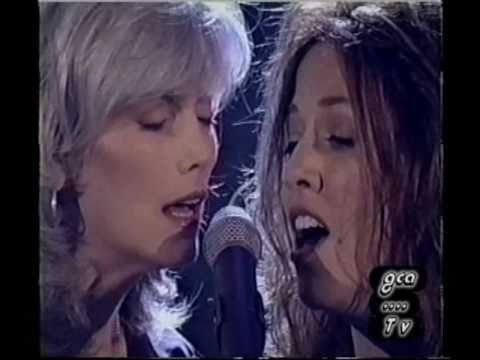 Sheryl Crow & Emmylou Harris (Live) : Pale Blue Eyes