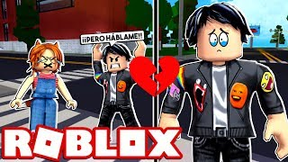 24 HOURS Quiet with MY NOVIO in ROBLOX 😱