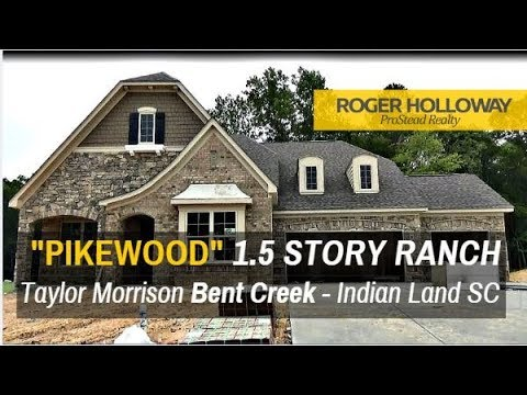 Indian Land SC New Homes for Sale in Bent Creek