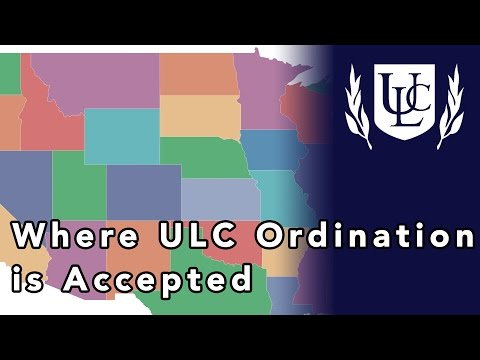Is Online Ordination Legal?