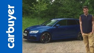 Audi RS3 Sportback 2016 Videos