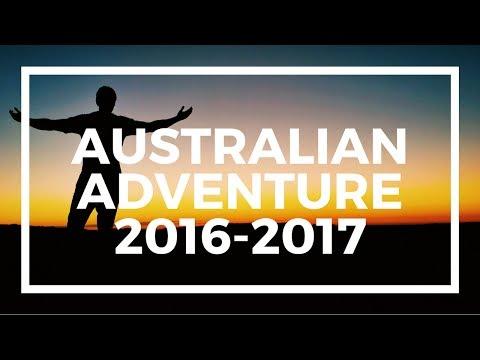 Australian Adventure 2016 - 2017