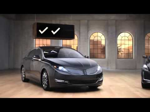 2017 Lincoln Mkz Vs Cadillac Cts Commercial