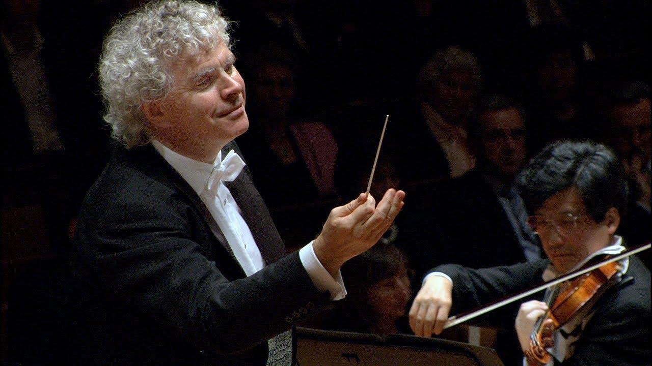Ravel Ma Mère L Oye Rattle Berliner Philharmoniker Youtube