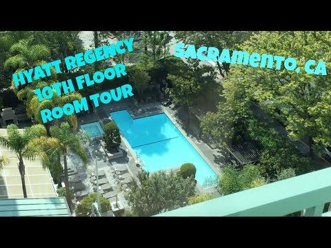 Hyatt Regency Sacramento | Room Tour