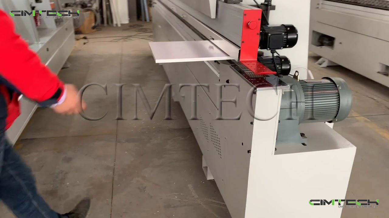 Edge Banding Trimmer,Automatic Edge Bander for door and cabinet works