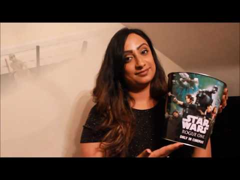 Star Wars UK Cinema Promotions 2017 2018   Gurpreet Kaur