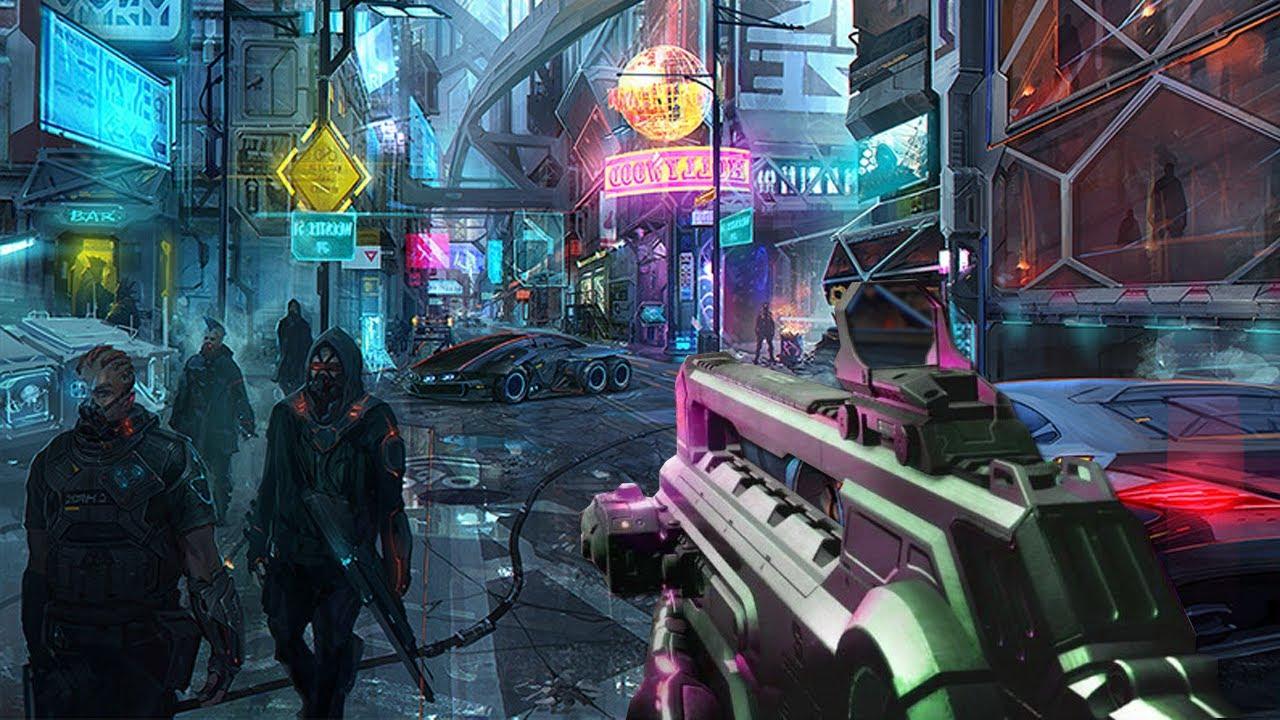 Wait Cyberpunk 2077 Is An Fps Youtube