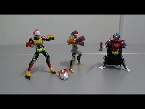 REVIEW 318 SO-DO KAMEN RIDER EX AID STAGE 6