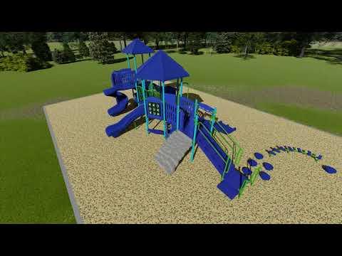 Hollister School District   Calaveras Elementary School Fly Thru