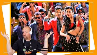 Top Lesi Poddi Video Song  Allu Arjun  Reaction  Iddarammayilatho
