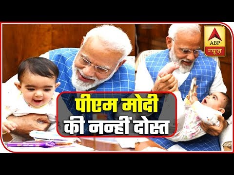 Internet goes crazy over PM's image with toddler