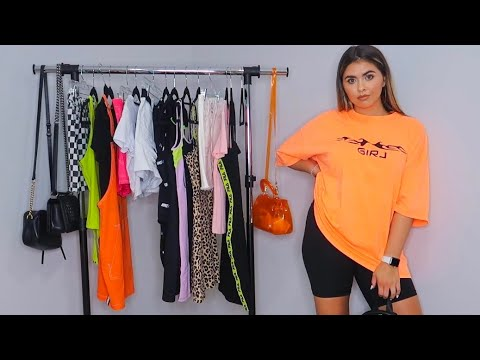 INSTA BADDIE SUMMER OUTFITS *boujee lookbook* (SUMMER 2019) 9