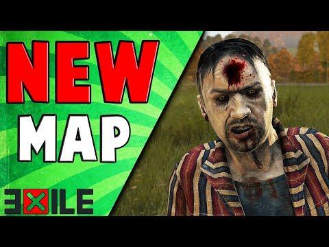 Arma 3: Dayz Survivors - NEW MAP! New Series! #1 (Chernarus Redux)