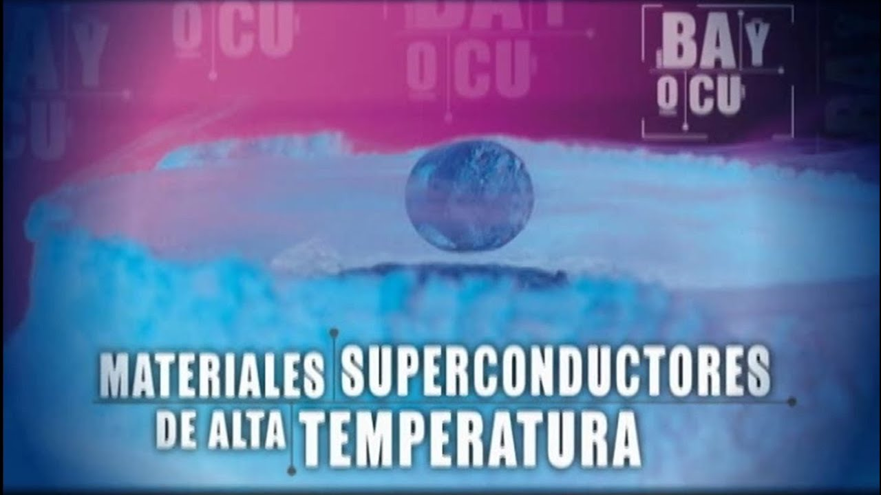 Materiales superconductores de alta temperatura. - YouTube
