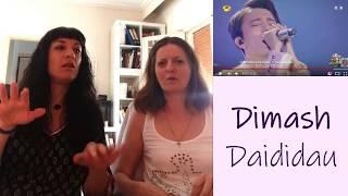 Reacting to Daididau Dimash