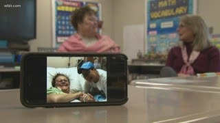 Webb School of Knoxville teacher receives gift of life from fellow educator