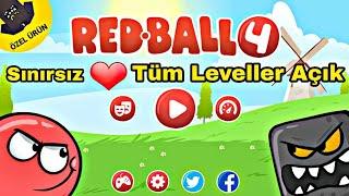 Red Ball 4 EN KOLAY Sınırsız Can Hilesi
