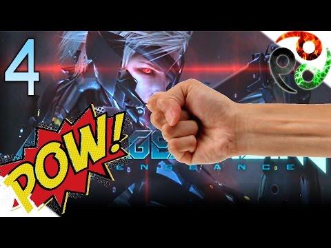 """Metal Gear Rising #4 """"Kanalarbeit"""""""