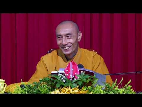 Trung  luận 01 / T.T.Thích Thông Phương / Thiền Viện Trúc Lâm Phụng Hoàng
