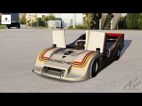 Assetto Corsa-Porsche Pack 1: Porsche 917/30 Spyder @ Barcelona GP |