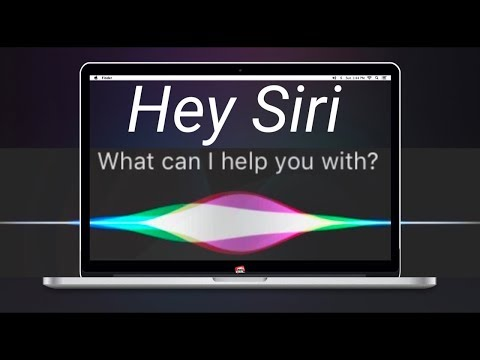 How to Activate Siri on MacOS by Voice - Enable Hey Siri on Mac!