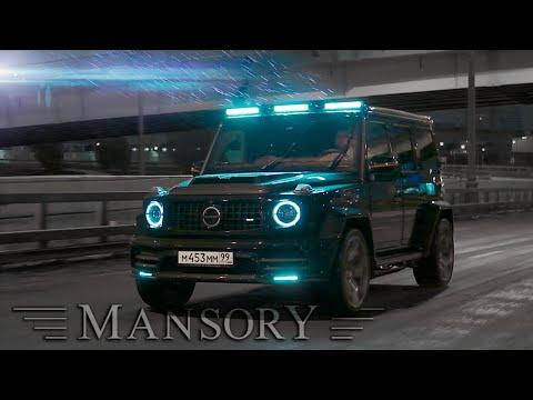 850 л.с. Mercedes-AMG G63 Mansory & GTT. Хороший понт дороже денег
