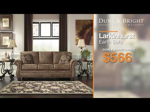 Dunk And Bright Has The Best Price On Ashley Furniture