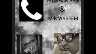 IFTIKHAR ARIF AND MIR WASEEM