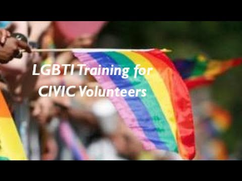 Transgender 101 in Immigration Detention: Training for CIVIC Visitor Volunteers
