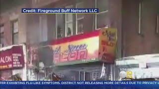 Fire Sweeps Through Bronx Nail Salon