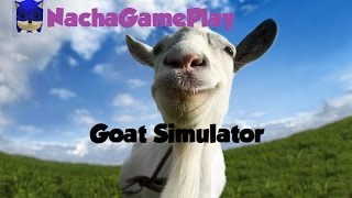goat simulator gameplay // pc
