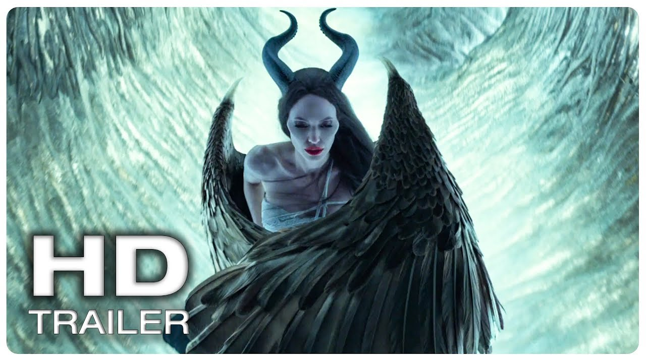 Maleficent 2 Mistress Of Evil Trailer 2 Official New 2019 Angelina Jolie Disney Movie Hd