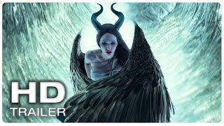 MALEFICENT 2 MISTRESS OF EVIL Trailer #2 Official (NEW 2019) Angelina Jolie Disney Movie HD