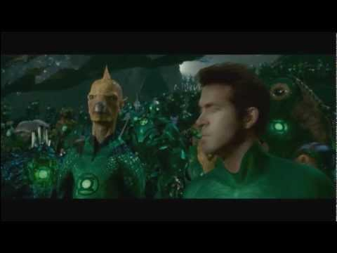 Green Lantern Skyline Studio Trailer Official HD THAI