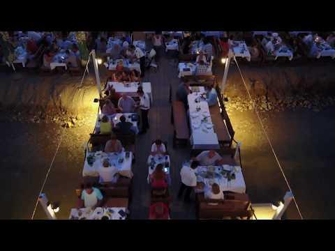 Jadran restaurant, Budva, Montenegro