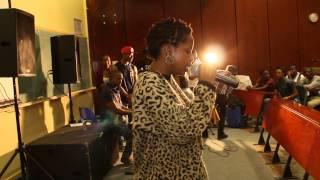 Zinhle Madela performing Inkwenkwezi by Simphiwe Dana